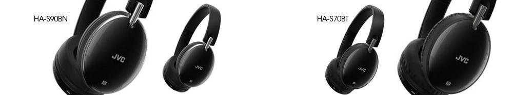 a. Le nuove cuffie circumaurali JVC HA-S90BN combinano la comodità di un  funzionamento wireless e di una batteria ... 707e62e94b4c
